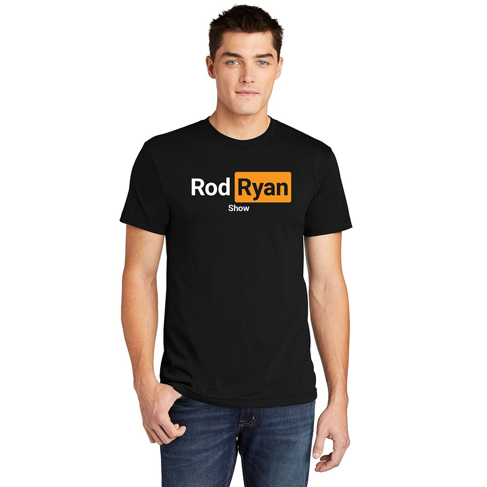 Mens video site shirt - Black