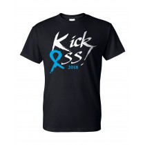 Kick Ass! T-Shirt - Mens - Black