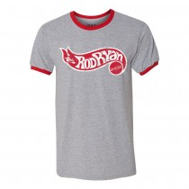 Mens Hot Ringer Tee
