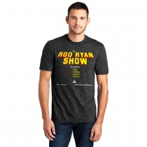 Mens Video Game Tee - Black