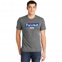 Unisex PureHell Shirt - Athletic Heather