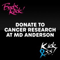 Donate To Cancer Research at MD Anderson