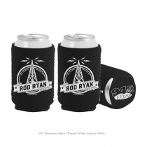 Radio Tower Koozie - Black