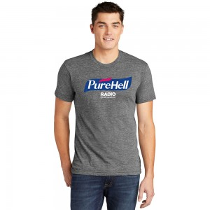 Unisex PureHell Shirt - Athletic Heather